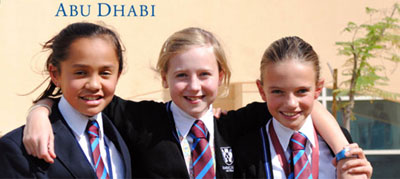 Adu Dhabi School Students